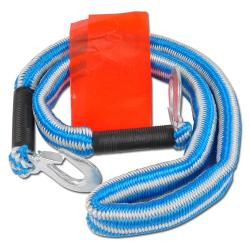 Tow rope - up to 2000 kg total weight stretchable of 1.5-4 m