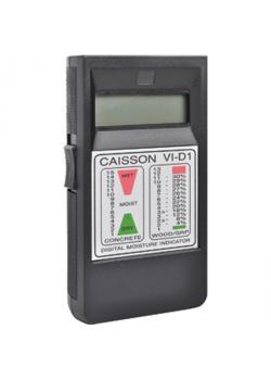 Caisson Feuchtigkeitsprüfgerät - Messtiefe bis 3 cm - mit digitaler Sofortanzeige