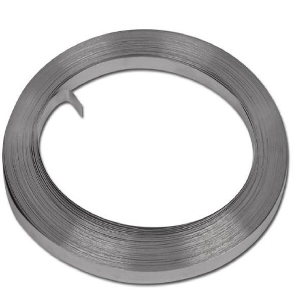 Band-It Schelle-  Valustrap - Edelstahl - Breite 9,5 bis 19,1 mm - Länge 30,5 m - Preis per Stück