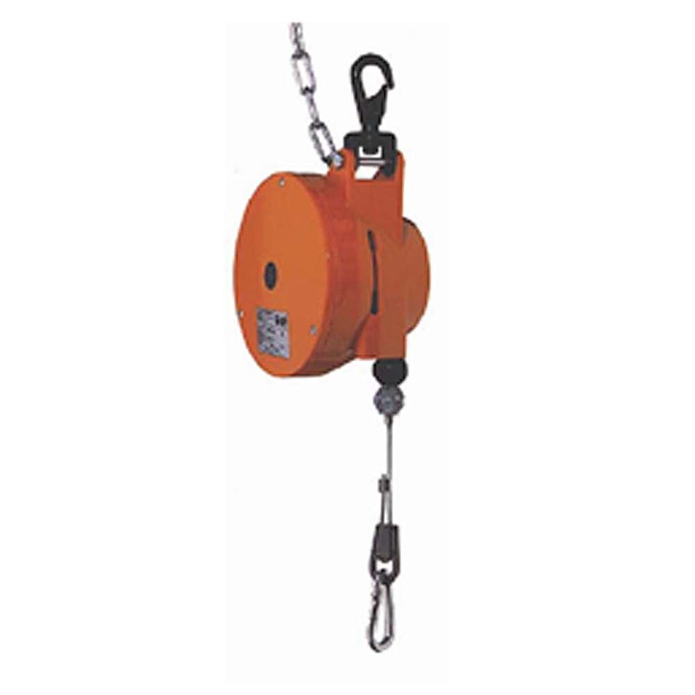 Bilanciatore - capacità di carico da 3 a 21 kg - lunghezza del cavo 2 m
