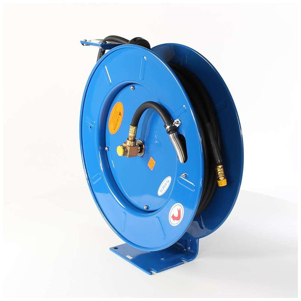 Schlauchaufroller - Serie 808/809 - 10 bis 20 m - 20 bar