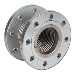 Expansion joint - with loose flanges - DN 25 to 250 - stainless steel