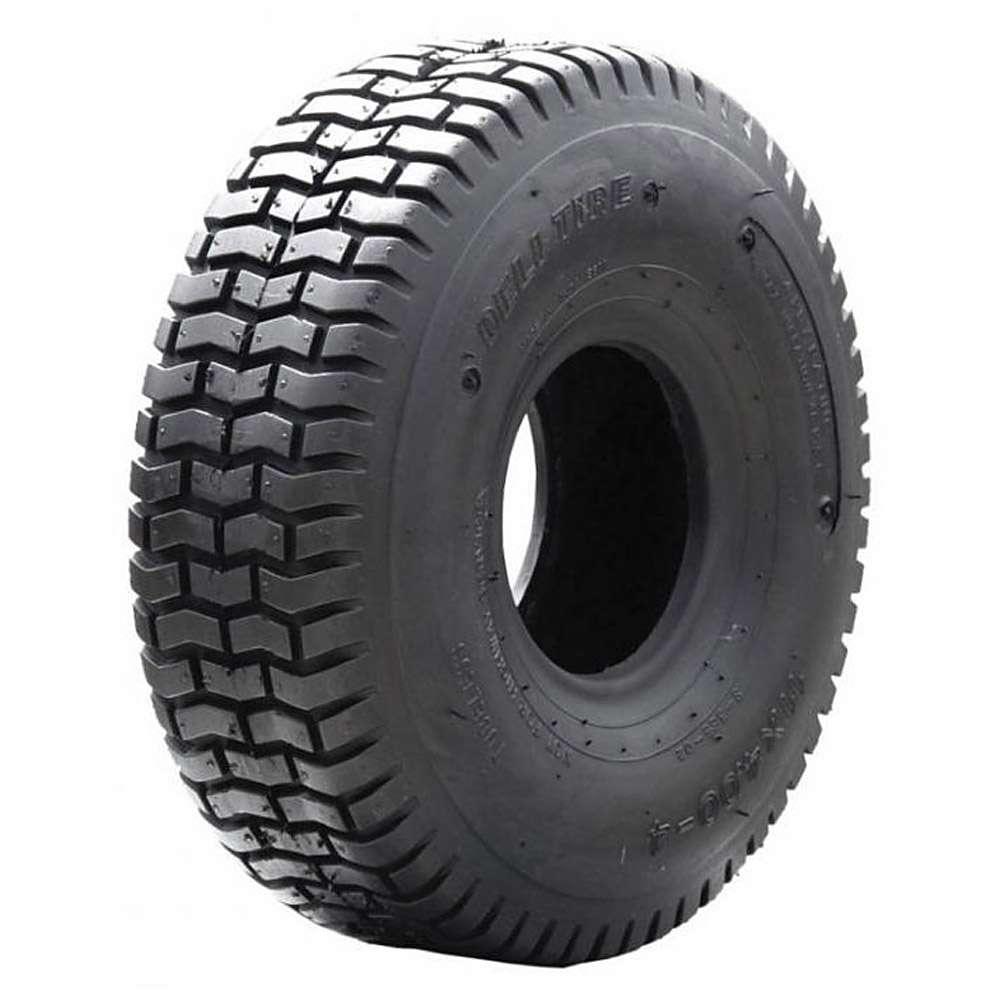 Reifen - für Aufsitzrasenmäher - Blockprofil - Rad-Ø 229 bis 416 mm - Radbreite 94 bis 188 mm
