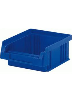 Bac de rangement - bleu - pour 500 / 465 x 315 x 200 mm - polypropylène