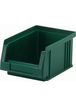 Bac de rangement - empilable - à partir de 89/76 x 102 x 50 mm - polypropylène