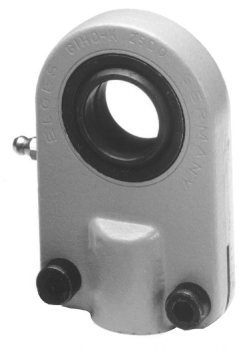 Gelenkköpfe - Typ KD - gemäß DIN 24 555 - schmale Ausführung