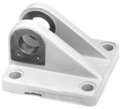 Gabel-Lagerböcke 90º Typ CBB - ISO 8132 Form B