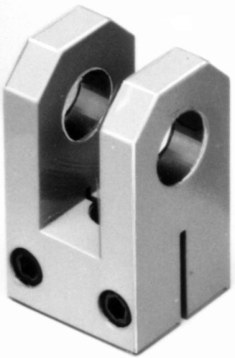 Gabelkopf - Typ RC - gemäß ISO 8132
