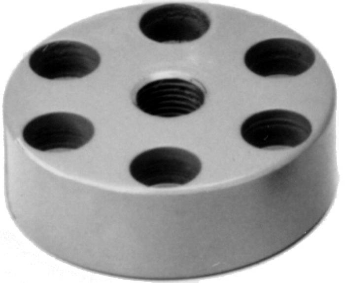 Kolbenstangenflansch Typ RF - gemäß ISO 8132