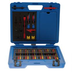 Measuring cable and probe set - 92 pieces