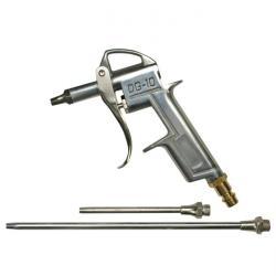 """Blåspistol """"BGS"""" - 3 munstycken - pressgjuten aluminium"""