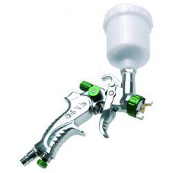 Mini-Druckluft-Farbsprühpistole - PP-Behälter 120 ccm