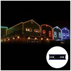 """LED-Lichtschlauch 45 m -  """"ROPE LIGHT®"""" - Farbe weiß - 230 Volt - für Außenbereich"""