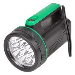 LED-Handscheinwerfer mit 8 Superhellen LED´s - 18x8x11 cm