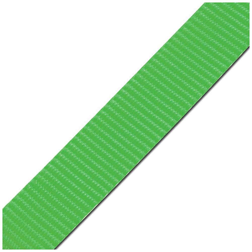 Spännband - endelat - bredd 25 mm - 200 daN - med klämlås