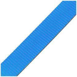 Spännband - dragkraft 200 daN - 25 mm bred - 18,00 m - blå