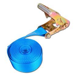 Spanngurt - einteilig Breite 50mm - 1500daN mit Ratsche