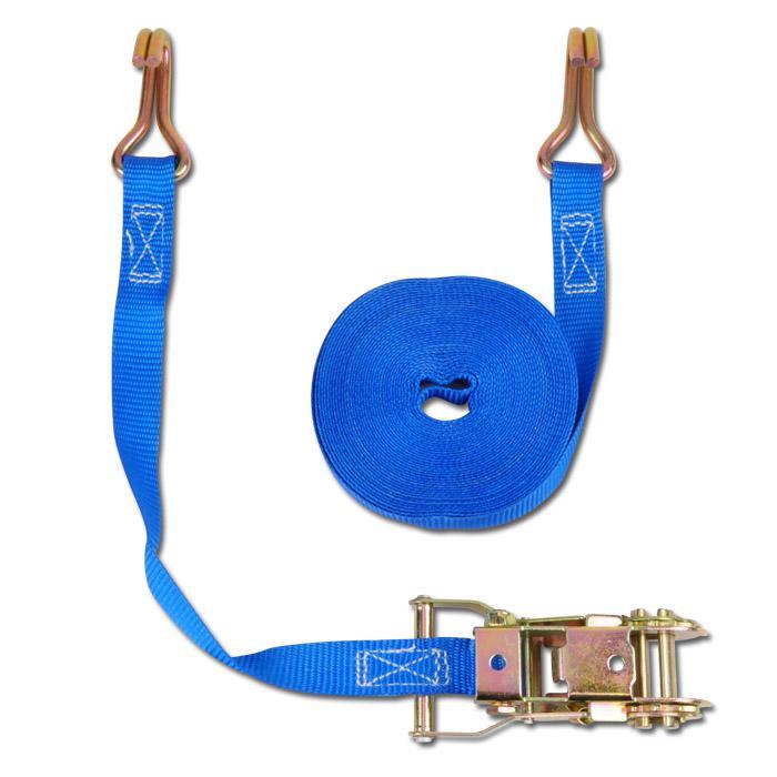 Spännband - system 500/25 - 2-delad - till 500daN - bandbredd 25mm