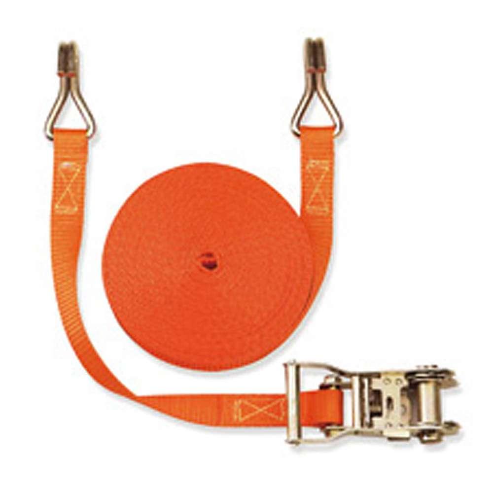 Spännband - 2-delad - till 750daN (kg) - Bandbredd 25mm