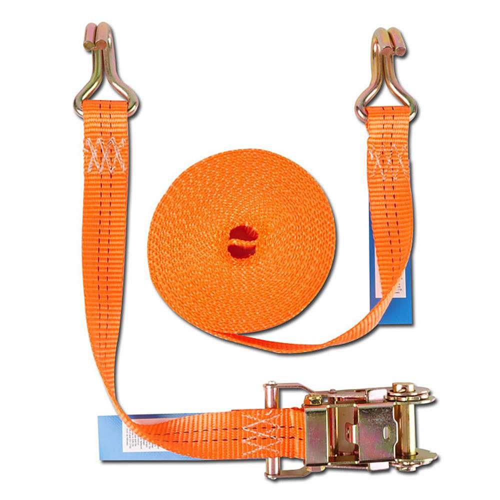 Spännband - tvådelat - bredd 35 mm - 1000 daN - med spännare