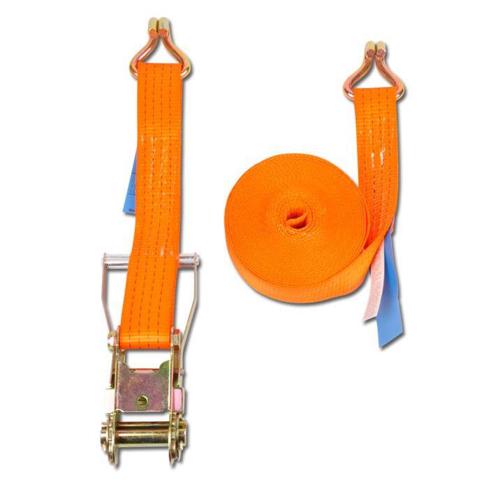 Spännband - 2-delad - Bredd 50 mm - 2000daN - Med spännare