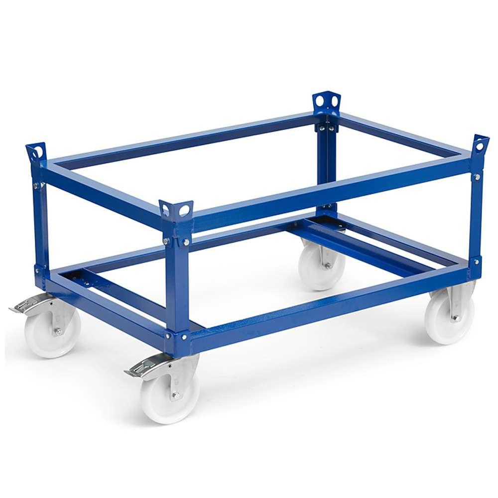 Universal-Fahrgestell - Tragfähigkeit bis 1000 kg - Ladehöhe 650mm