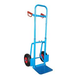 Hand truck - folding - lifting capacity up to 250 kg