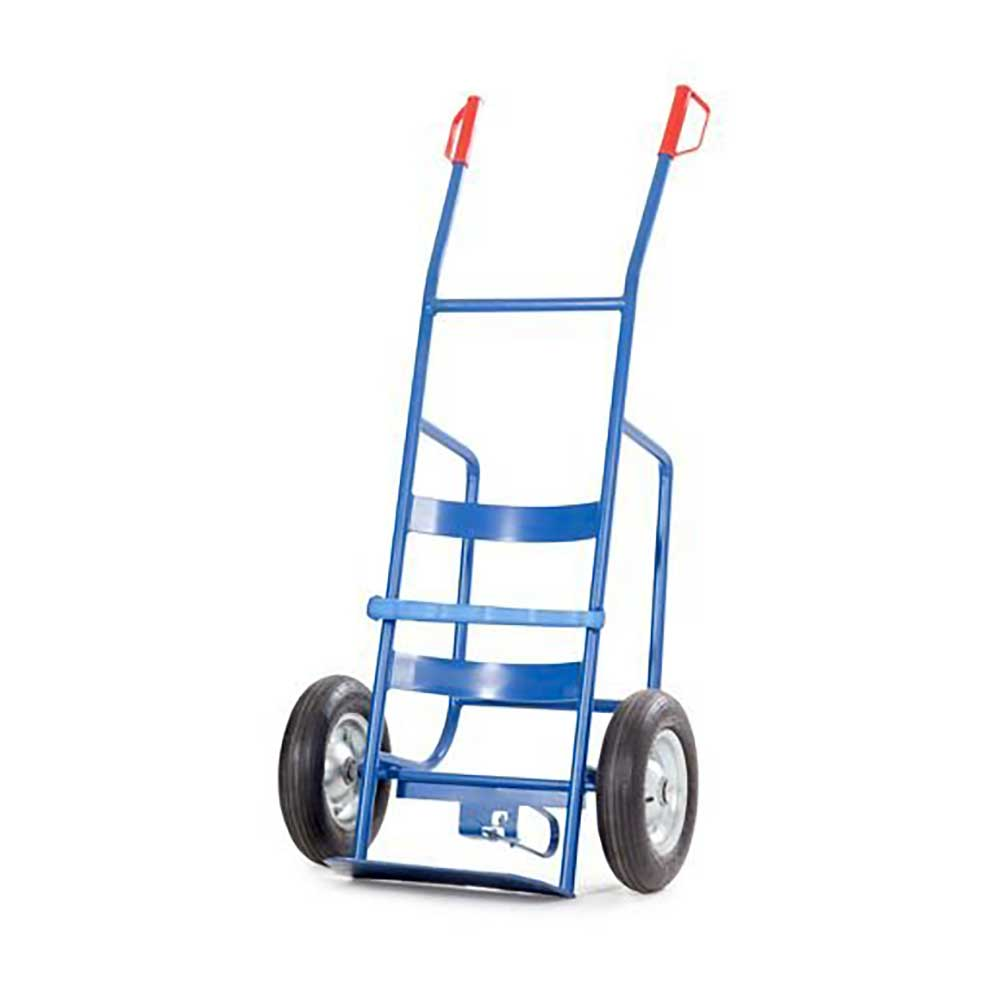 Drum Cart - Lifting Capacity 120-300 kg - Full Rubber Or Air Tire