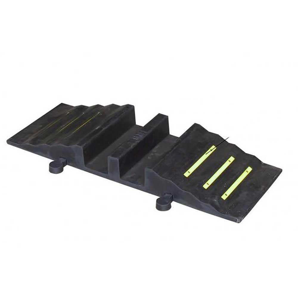 Schlauchbrücke - für Schläuche von 75 bis 125 mm - Gummi