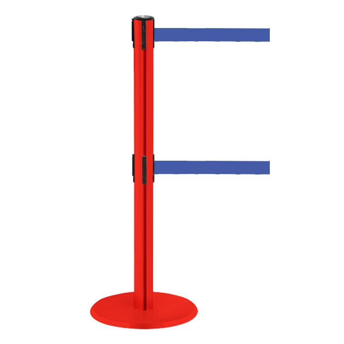 """Gurtpfosten """"GLA 95"""" - métal - hauteur 100 cm - 4,0 m"""