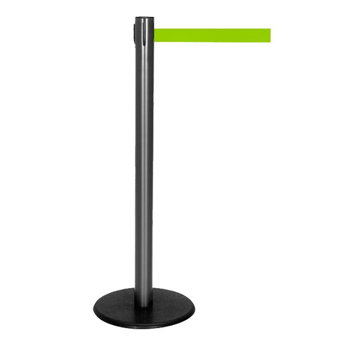 "Gurtpfosten ""GLA 28"" - Plastique - Hauteur 100 cm - 4,0 m"