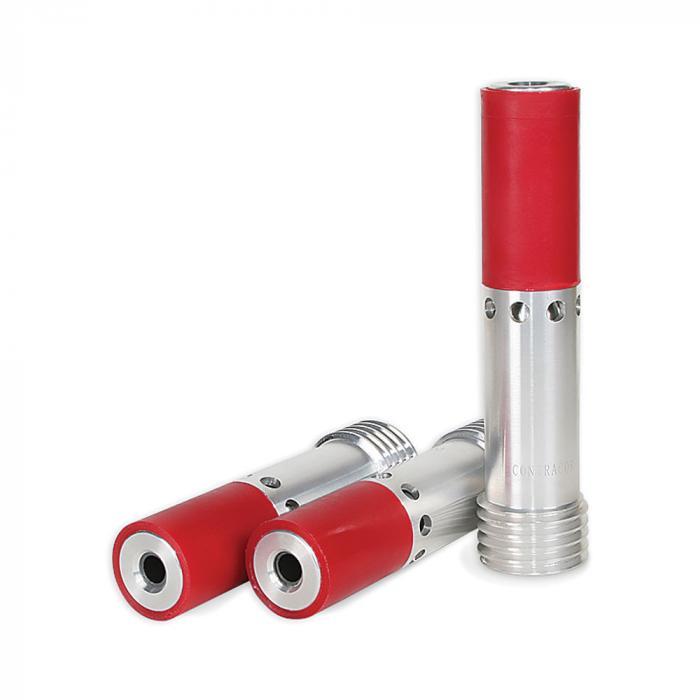 Classic TC Doppel-Venturidrüsen - DVTC-6.5 bis 12,5 - Wolframkarbid - Maße 6,5 x 130 bis 12,5 x 210 mm