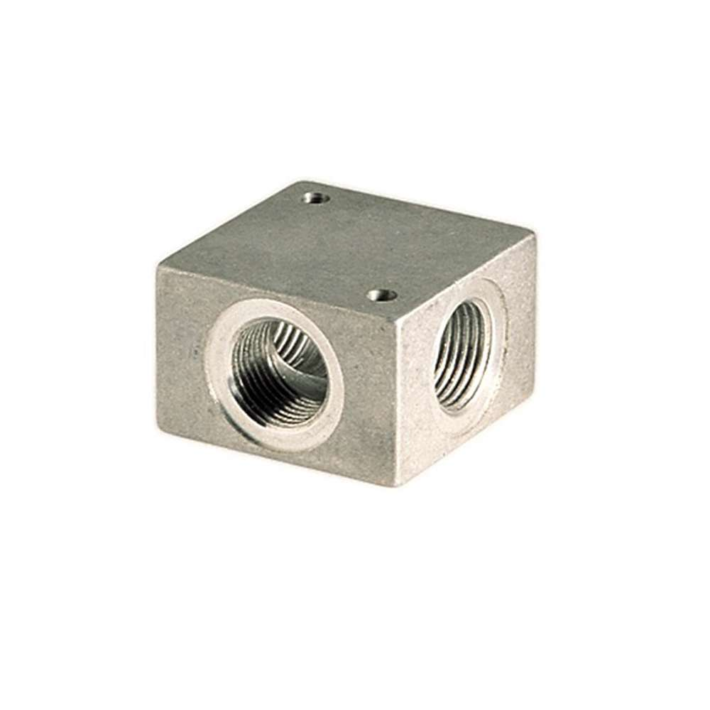 Schneider KZS / VRB - Kreuzstück - Aluminium