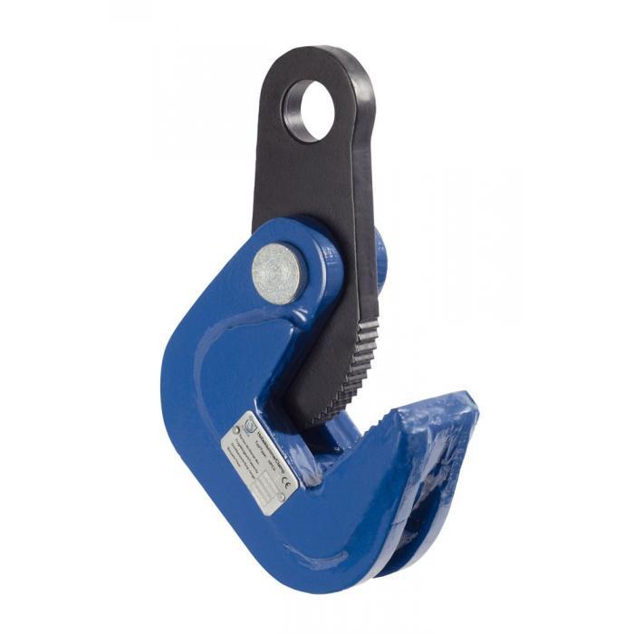Plåtlyftklämma PLANETA HPC-2 - Gripområde 0 till 100 mm - Lastkapacitet 1 till 6 t - Pris per par