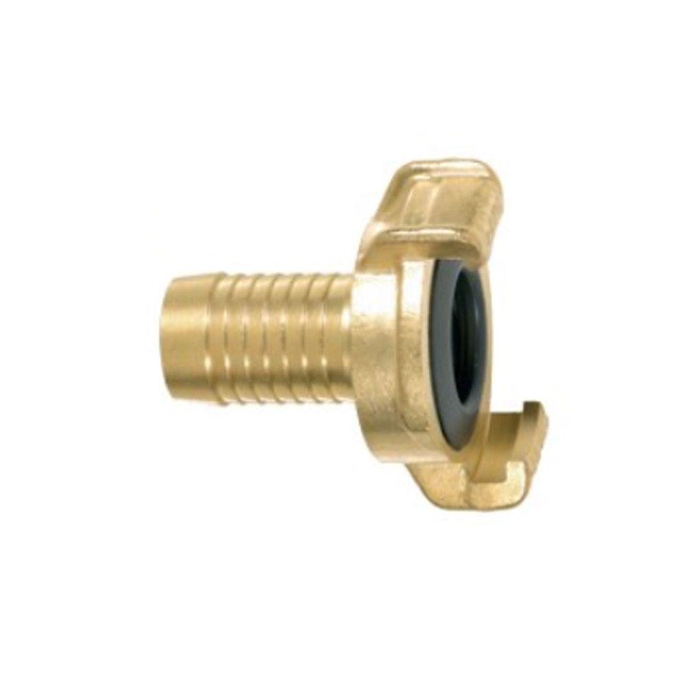 GEKA® Klauenkupplung - Schlauchanschluss - Messing