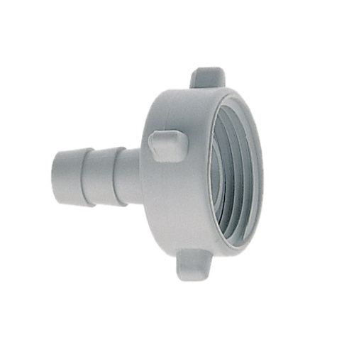Hose connection polypropylene - DN 13 and 19, 13 or 19 - Union nut G 1