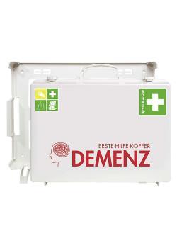 Erste-Hilfe-Koffer Demenz - ABS-Kunststoff - 400x300x150 mm - weiß