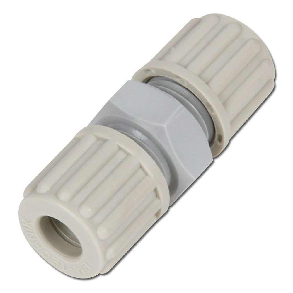 Slangförskruvning - rak - PA - Utvändig Ø 6 till 14 mm