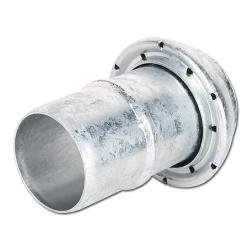 "Kardan ""Perrot"" heavy-duty coupling - male piece - smooth hose"