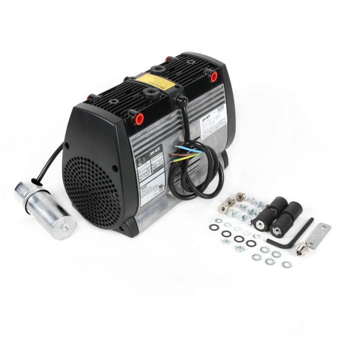 Quiet Running Compressor -