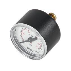Rohrfedermanometer Ø 40 mm - Standardausführung - Kunststoffgehäuse