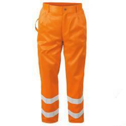 """Overstock Varningsbyxor - """"HEINZ"""" orange - Gr. 94"""