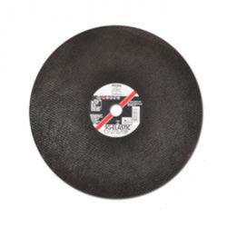 """I residui - ruote """"cavallo"""" cut-off per l'acciaio uso stazionario - morbida - 3-5 KW"""