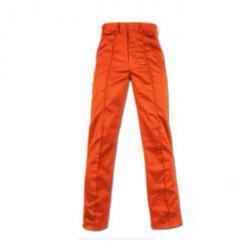 """Pantaloni rimanenti - Pantaloni """"Redhawk"""" - Gr. 60 - arancione - 65% PES - 35% CO - 260 g / qm - lunghezza normale della falcata - per uso universale"""