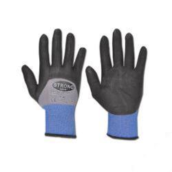 Handskar - EN 388 - 65% nylon/35% spandex - storlek 6