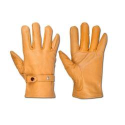 Handskar - nötnappa - brun
