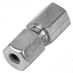 Restposten - Gerade Aufschraub-Verschraubung - leicht - Anschluß M22x1,5 - für Rohrduchmesser 8 mm