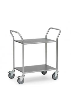 Trolley - with 2 or 3 solid floors - 665 x 450 mm