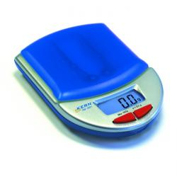 Pocket scales - measuring range up to 150g - calibrateable