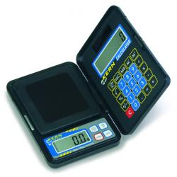 Pocket scales - measuring range up to 1000g - calibrateable